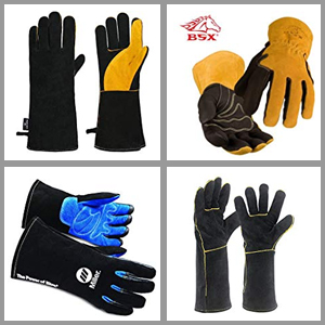 best MIG welding gloves